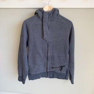 Lululemon Core men's thick fleece full zip hoodie